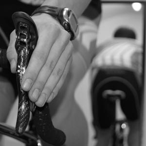 bike fitting bei Radvermessung: Dynamische Analyse